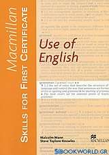Skills for First Certificate, Use of English