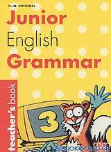 Junior English Grammar 3