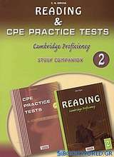 Reading and CPE Practice Tests 2