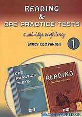 Reading and CPE Practice Tests 1