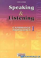 Speaking and Listening 1