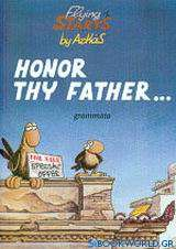 Honor thy father...