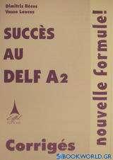 Succès au Delf A2 nouvelle formule