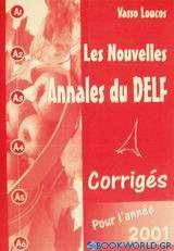 Les nouvelles Annales du DELF pour l' année 2001