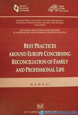 Best Practices Around Europe Concerning Reconciliation of Family and Professional Life