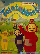 Teletubbies, παιχνίδια με τα χρώματα