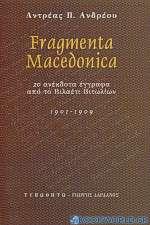 Fragmenta Macedonica